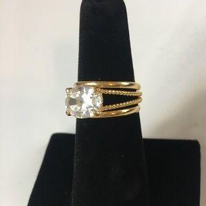 Jewelry - Set of Three Fashion Rings